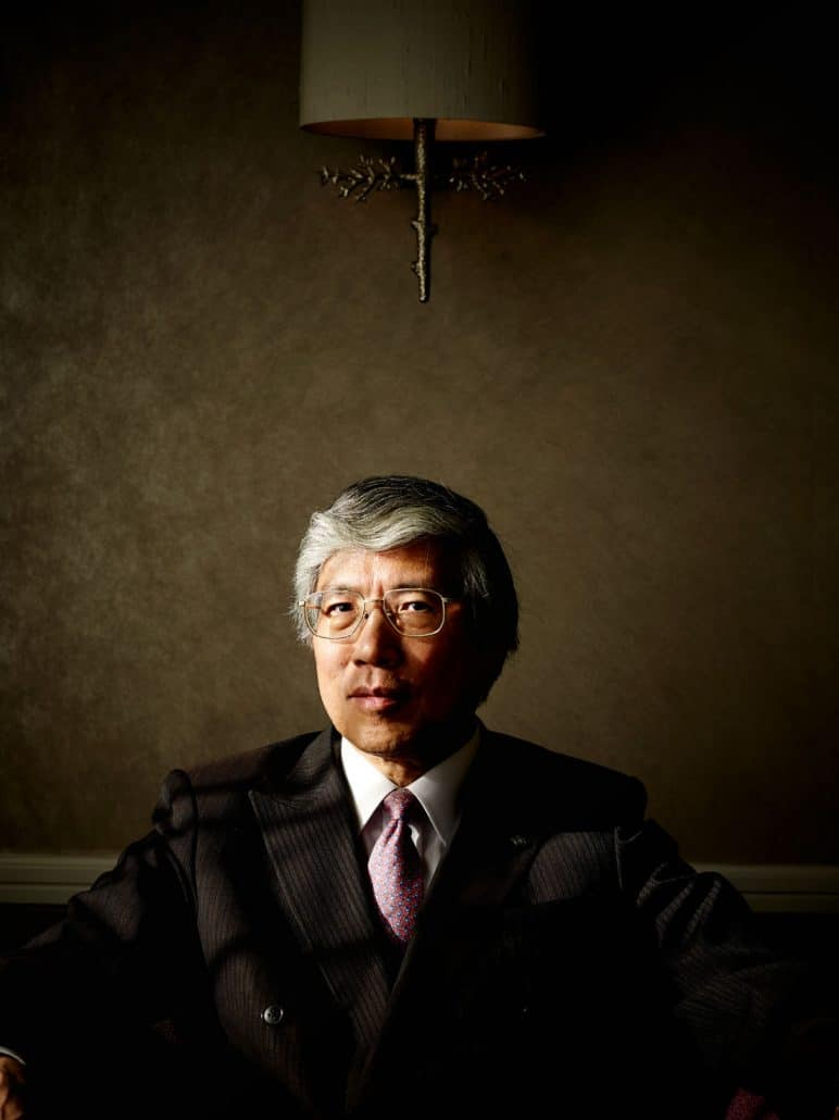 Portrait of Richard Koo by Roger Cremers 2016