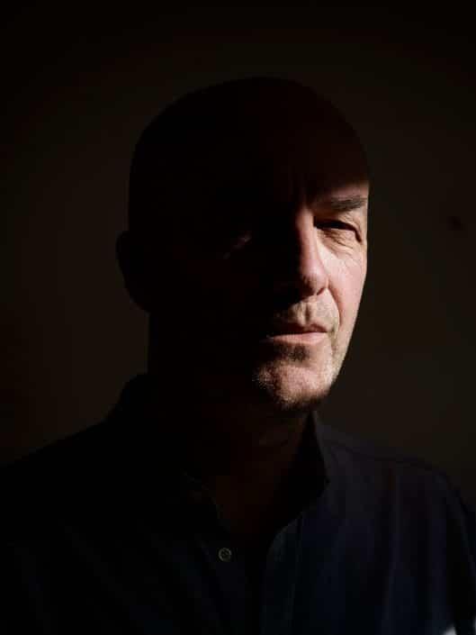 Portrait of Arjan Visser by Roger Cremers 2016