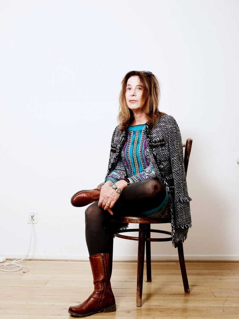 Chris Kraus by Roger Cremers 2016