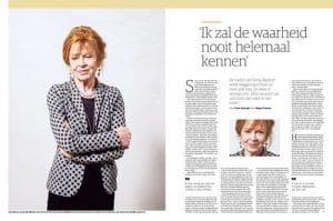 Sonja Barend in NRC Handelsblad by Roger Cremers 2017