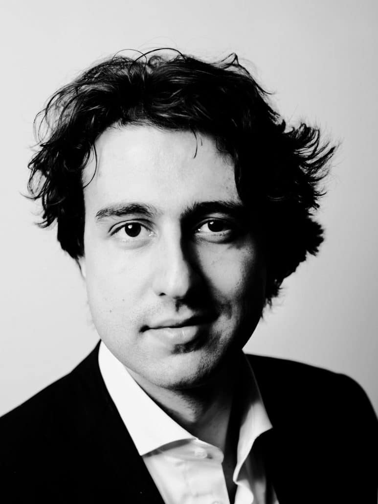 Jesse Klaver by Roger Cremers 2012
