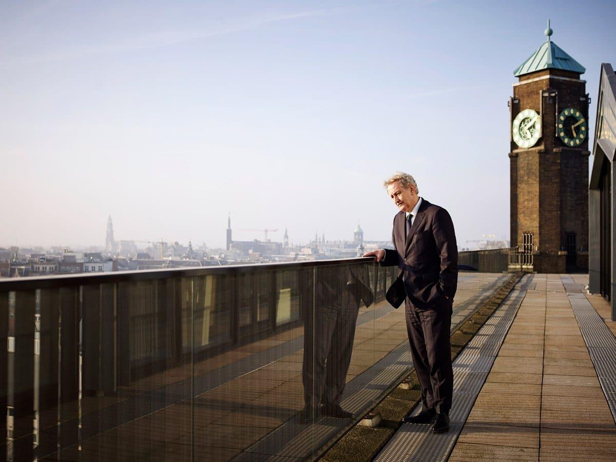 Eberhard van der Laan by Roger Cremers 2014