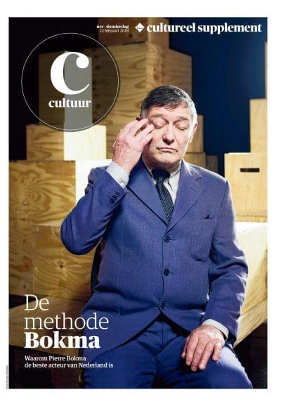 Pierre Bokma in NRC Handelsblad by Roger Cremers 2018