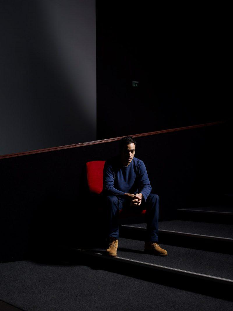 Johan Fretz by Roger Cremers 2018
