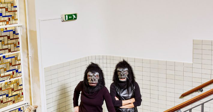 Guerrilla Girls by Roger Cremers 2018