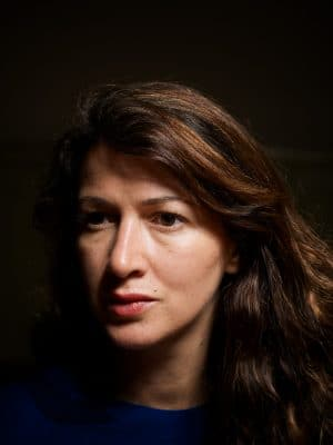 Zineb El Rhazoui by Roger Cremers 2018