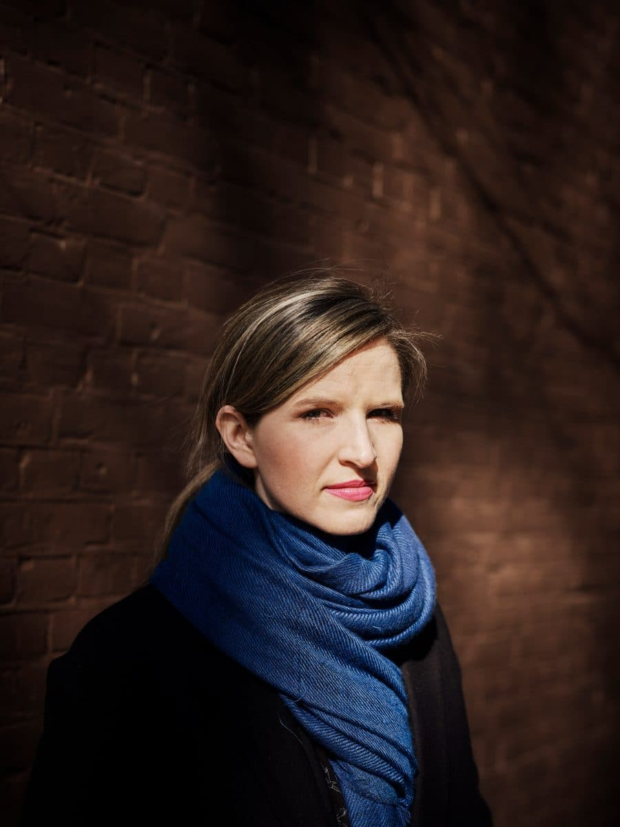 Tara Westover by Roger Cremers 2018