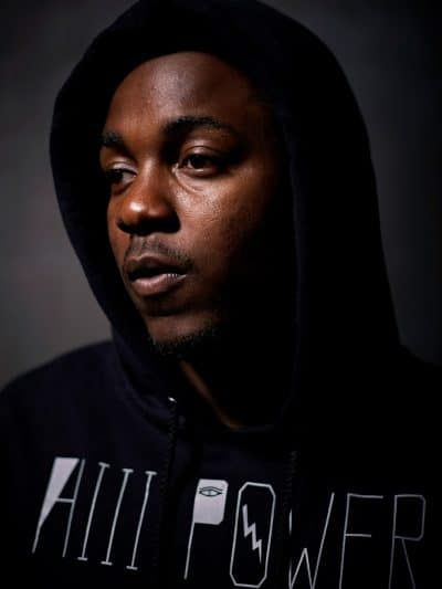 Kendrick Lamar by Roger Cremers 2012
