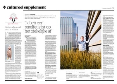 Jan Beuving in NRC Handelsblad by Roger Cremers 2018