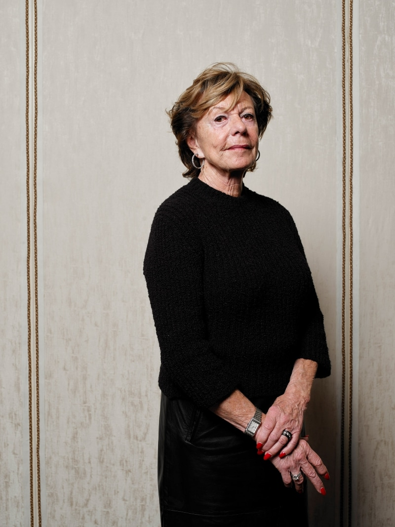 Neelie Kroes by Roger Cremers 2018
