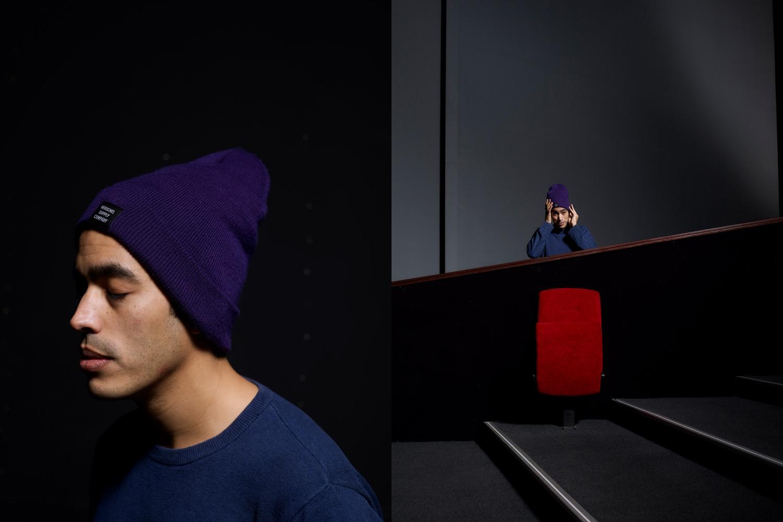 Nederland, Amsterdam, 15-01-2018 Johan Fretz, schrijver en cabaretier. PHOTO AND COPYRIGHT ROGER CREMERS