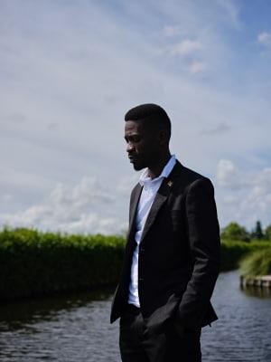 Robert Kyagulanyi Ssentamu alias Bobi Wine by Roger Cremers 2019