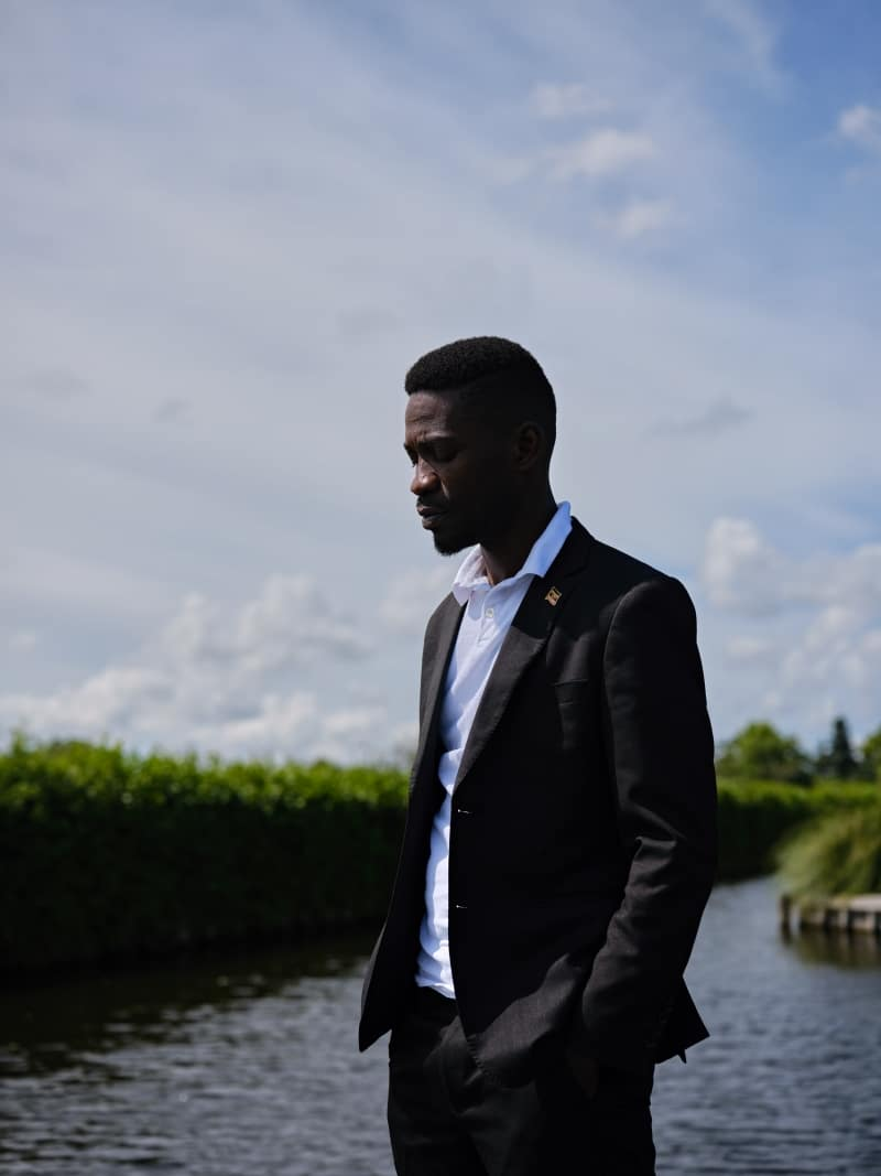 Robert Kyagulanyi Ssentamu alias Bobi Wine by Roger Cremers 2019