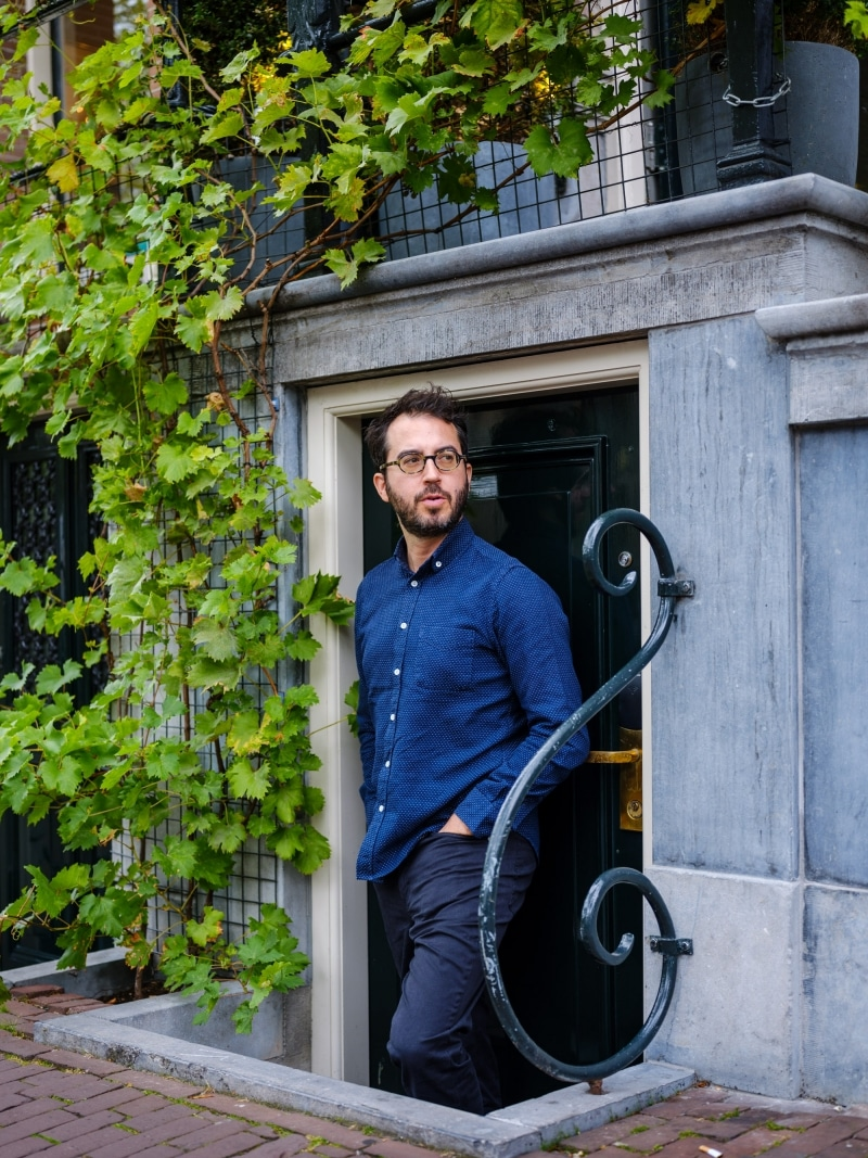 Jonathan Safran Foer by Roger Cremers 2019