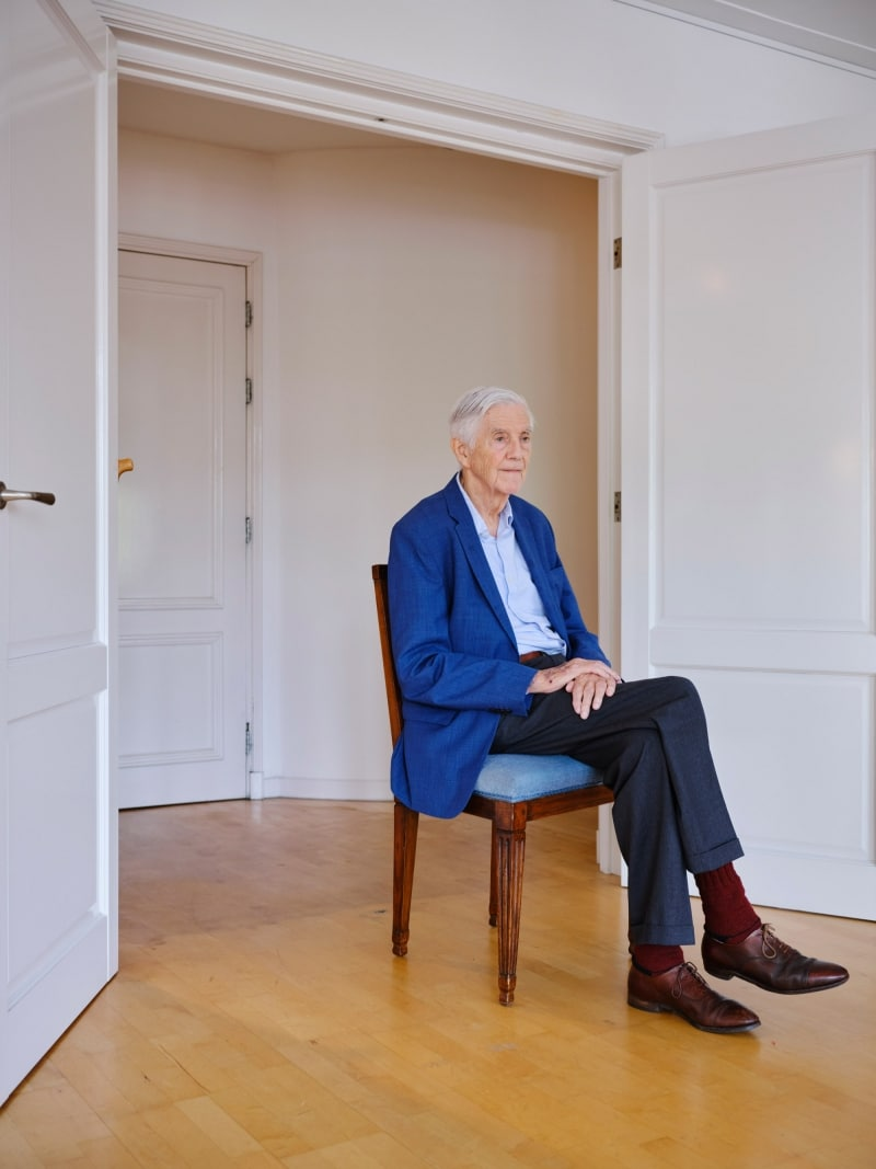 Frits Bolkestein by Roger Cremers 2021